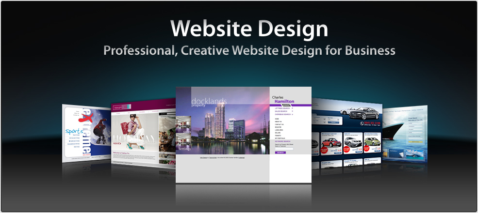 design free website